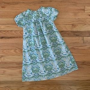 Lucky Wang nyc Lemontree dress 4/5T